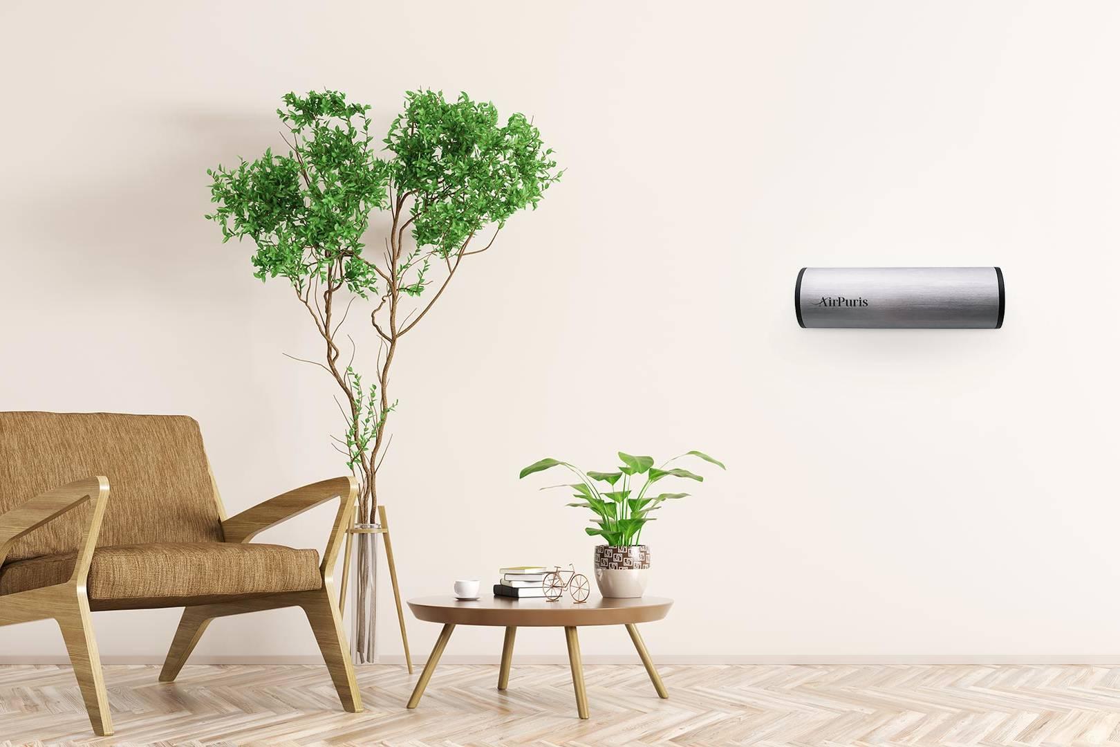 AirPuris lucht- en oppervlak reiniger